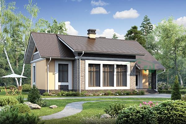 Проекты домов и коттеджей - VK